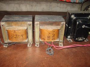 Transformadores aisladores 220V a 220V y 110V 10Amp