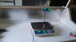 Balanza electrónica usada