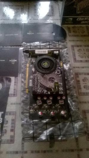 Combo Placa De Video GeForce  Gt DDR MB+Memoria Ram