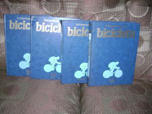 ENCICLOPEDIA PRACTICA DE LA BICICLETA 4 TOMOS