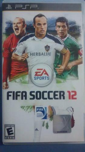 Juego Psp Fifa Soccer 12