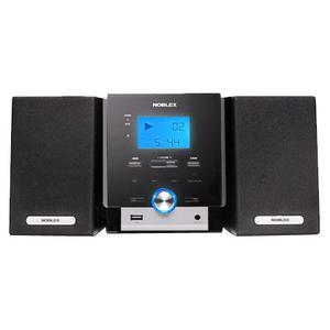 MICROCOMPONENTE NOBLEX. USB. AUX. 550W Pot. RADIO. MP3