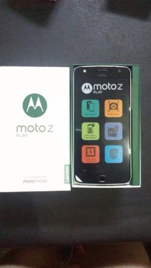 Motorola Moto Z Play Nuevos libres de Farica / Lector de