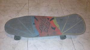 Skate Santa Cruz en exelente estado!!