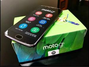 Vendo Moto G5 32Gb nuevo en caja libre de fábrica