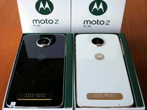 Vendo Moto z play dual sim nuevo en caja libre de fábrica