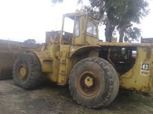 Vendo urgente máquina Caterpillar articulada 980 b