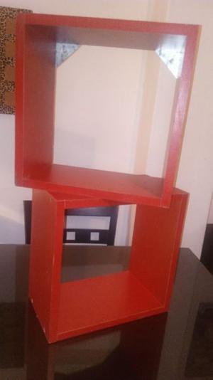 X mudanza vendo juego de cubos repisa