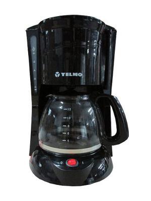 Yelmo Ca Cafetera Electrica 12 Pocilllos 800w Filtro