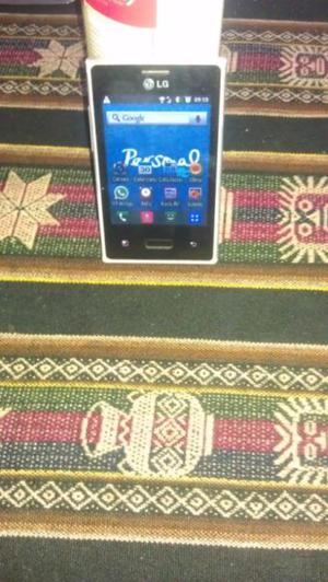 vendo celular lg-e400g