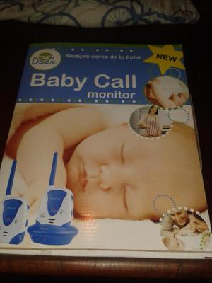 Baby Call monitor Duck. Sin uso!!