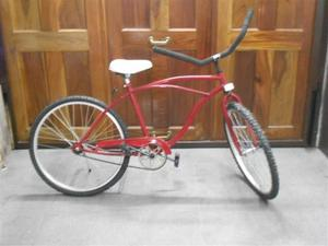 """Bicicleta """"Playera"""", hombre, Rodado 26, Nueva sin uso"""