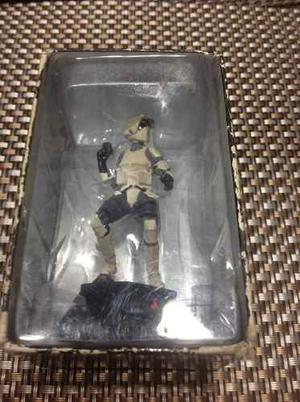 Figura Ajedrez, Star Wars De Plomo, Scout Trooper