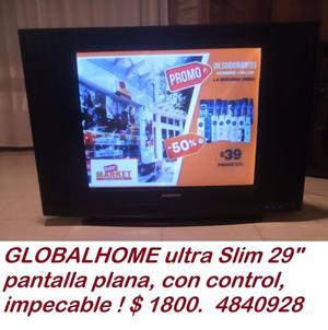 "GLOBALHOME 29"" Ultra Slim"