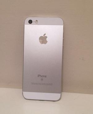 Iphone SE 64 GB Silver - Blanco