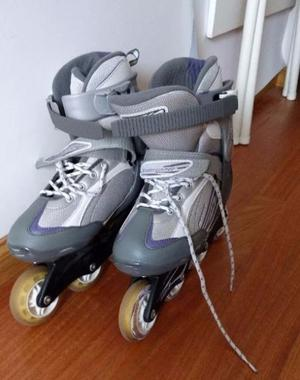 Rollers Bladerunner Pro 80 + Protecciones (mujer)