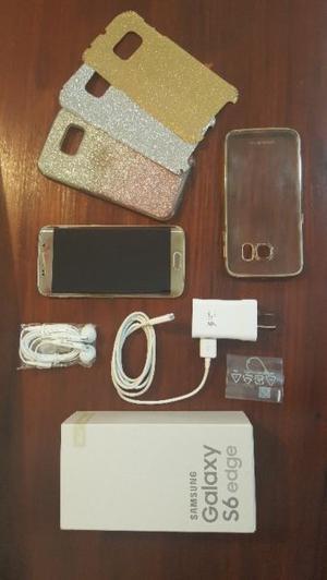 Samsung Galaxy S6 edge 32gb Dorado