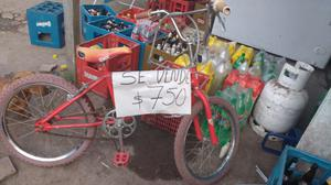 Vendo bicicleta muy buena