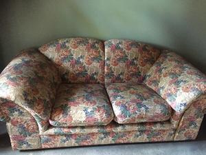 Vendo sillón de dos y tres cuerpos