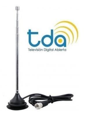 antena tv digital tda de interior