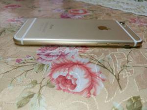 iPhone 6 gold 16 gb libre $