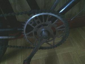 juego de plato y palancas de bicicleta inglesa philips
