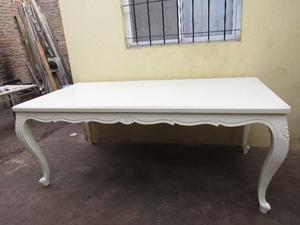 mesa de comedor Luis xv - estilo Frances