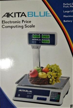 Balanzas digitales nuevas 40kg