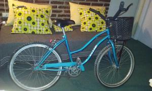 Bicicleta Playera Mujer Rodado 24, Impecable!! Muy poco uso!