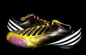 Botines adidas predator papi futbol nº 36 y medio (usados)