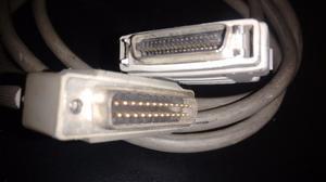 Cable Mini Centronics Impresora Hp Laser