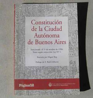 Constitucion De La Ciudad De Buenos Aires