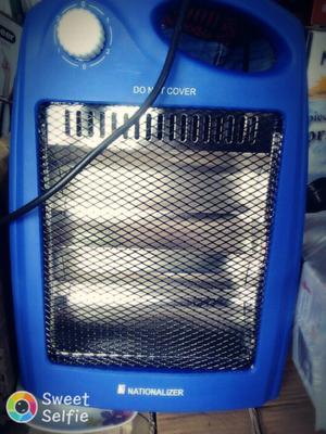Estufa electrica nueva en caja envio gratis