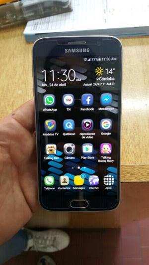 Galaxy s6 flat libre de fabrica