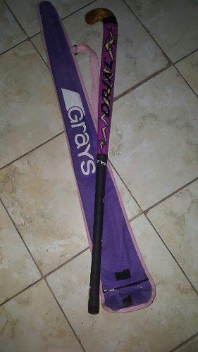 Palo De Hockey Con Funda De Regalo