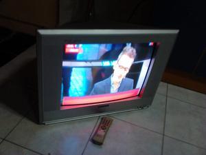 "VENDO TV DE 21 PULGADAS, PANTALLA PLANA""DURABRAND DIGITAL"