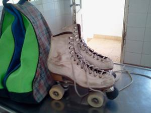 vendo patines talle 32