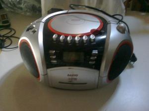 vendo radio sanyo esta nuevo como esta en la foto