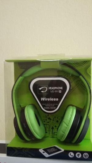 AURICULARES BLUETOOTH MS - 991 A