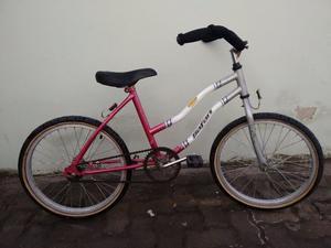 Bicicleta Playera de Niña Rodado 20, Cubiertas nuevas, poco