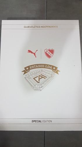 Camiseta Independiente Edicion Limitada  En Caja