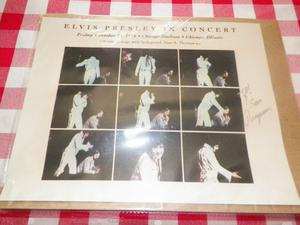 Elvis Presley - Sam Thompson AUTOGRAFO