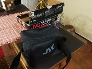 Filmadora Jvc Para Vhs Con Funda Y Todos Los Accesorios