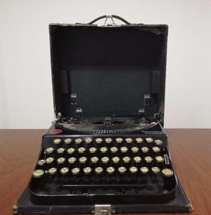 Máquina de Escribir Remington Portable