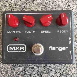 Mxr Flanger Vintage