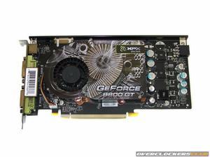 Placa de Video XFX Geforce GT 512Mb DDR3 PCI-E 2.0 SLI