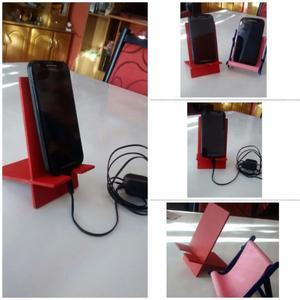 Porta celulares y tablets