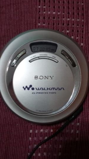 REPRODUCTOR DE CD SONY