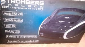 Reproductor de cd y mp3