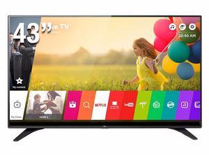 Smart Tv Lg Led 43lh Full Hd Wifi Usb Hdmi Netflix Tda